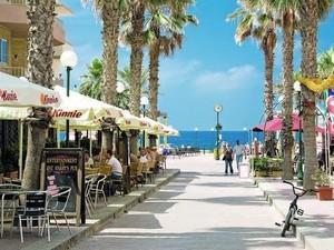 Buġibba, Malta