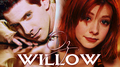 Buffy The Vampire Slayer    Oz   Willow    008 - buffy-the-vampire-slayer fan art