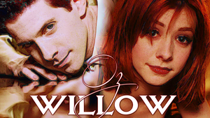 Buffy The Vampire Slayer    Oz   Willow    008