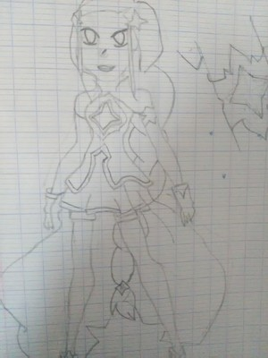 Carissa Drawing