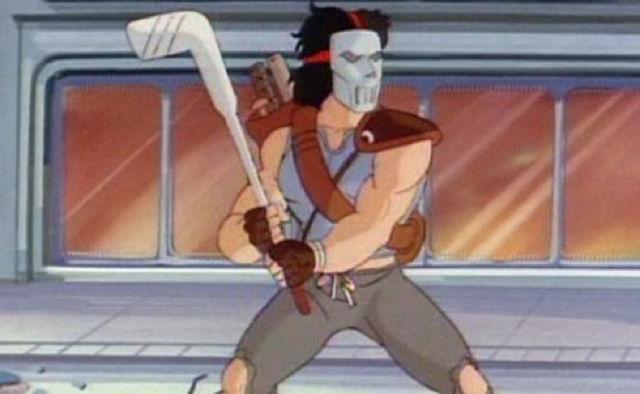 Casey Jones TMNT 1987 - Teenage Mutant Ninja Turtles Photo ... - photo#45