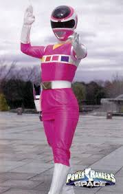 Cassie Morphed As The rose l'espace Ranger