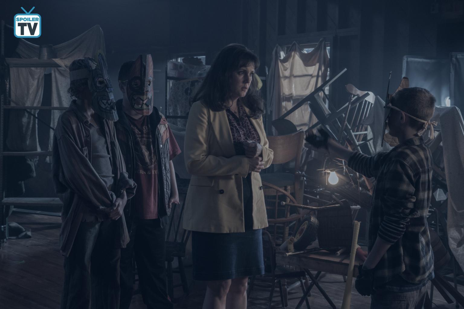 """성 Rock """"Habeas Corpus"""" (1x02) promotional picture"""