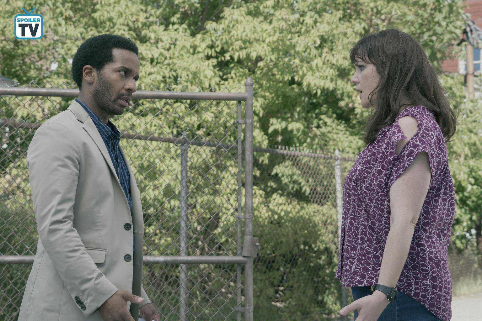 """城 Rock """"Habeas Corpus"""" (1x02) promotional picture"""