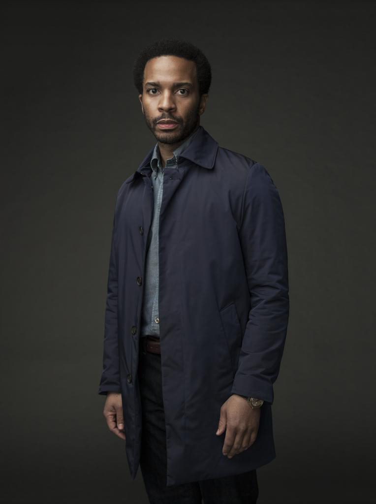 ngome Rock - Season 1 Portrait - Andre Holland as Henry Deaver