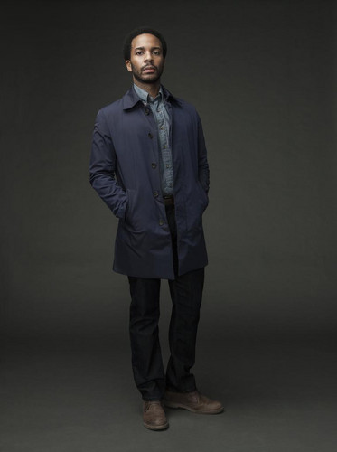 성 Rock (Hulu) 바탕화면 called 성 Rock - Season 1 Portrait - Andre Holland as Henry Deaver