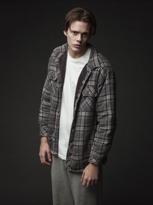 kastilyo Rock - Season 1 Portrait - Bill Skarsgard as The Kid