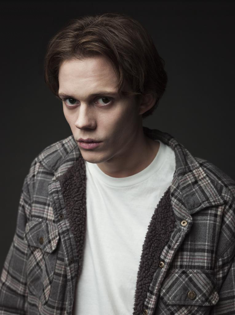 istana, castle Rock - Season 1 Portrait - Bill Skarsgard as The Kid