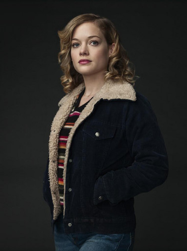 замок Rock (Hulu) Обои called замок Rock - Season 1 Portrait - Jane Levy as Jackie