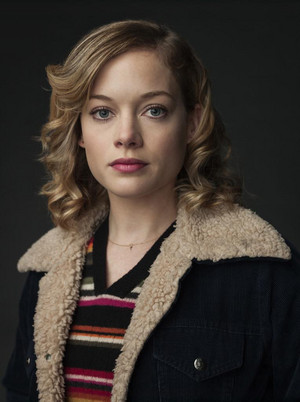 城堡 Rock - Season 1 Portrait - Jane Levy as Jackie