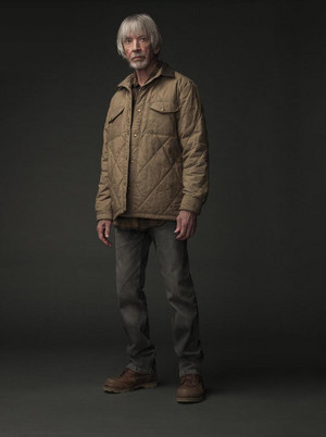 castillo Rock - Season 1 Portrait - Scott Glenn as Alan Pangborn
