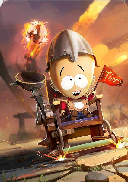 Catapult Timmy South Park Photo 41453209 Fanpop