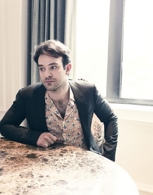 Charlie Cox at Esquire Photoshoot