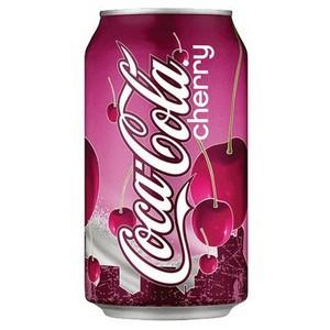 樱桃 可乐