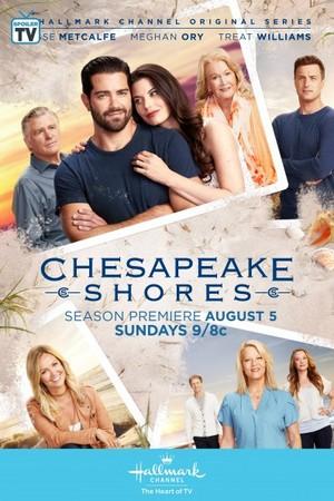 Chesapeake Shores Season 3 Poster