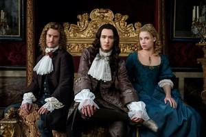 Chevalier, Philiipe and Liselotte