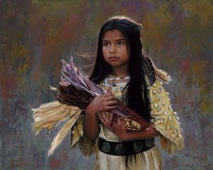 Cheyenne Harvest sejak Karen Noles