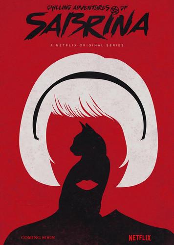 Chilling Adventures of Sabrina wallpaper entitled Chilling Adventures of Sabrina - Season 1 Teaser Poster