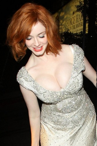 Christina Hendricks wallpaper called Christina Hendricks
