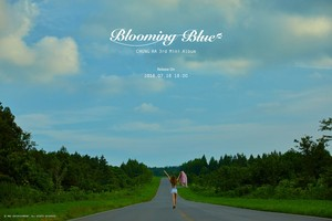 ChungHa's 3rd mini album [Blooming Blue] teaser