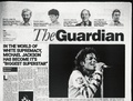 "Circa 1988 | 'The Guardian' called Michael Jackson the ""World's Biggest Superstar""  - michael-jackson photo"