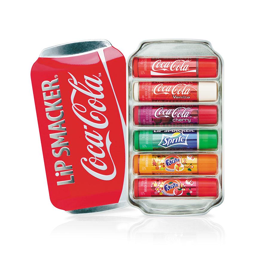 Yorkshirerose Images Coca Cola Lip Smacker Set Hd Wallpaper And