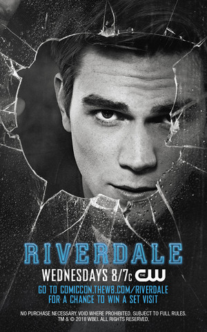 Comic Con Key Cards ~ Archie Andrews