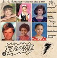 Comic-Con's Class of 2018 (feat. The Flash Cast When They Were Young) - the-flash-cw photo