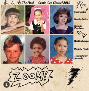 Comic-Con's Class of 2018 (feat. The Flash Cast When They Were Young)