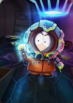 Cyborg Kenny