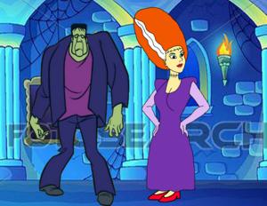 Daphne Frankenstein