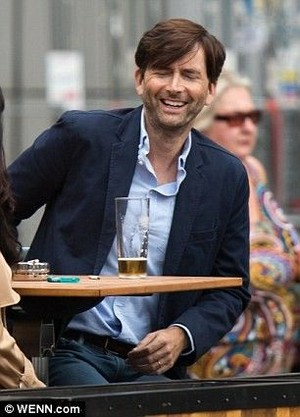 David filming 'There She Goes'