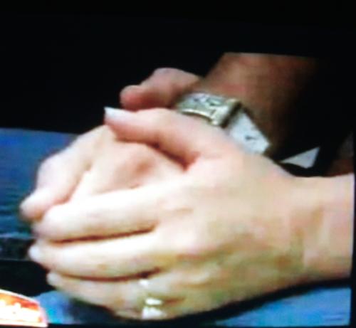 The Debra Glenn Osmond 팬 Page 바탕화면 titled Debbie's Hand