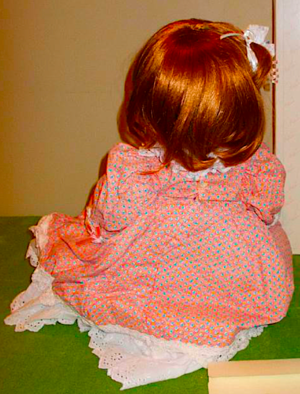 Little Debbie Toddler Doll