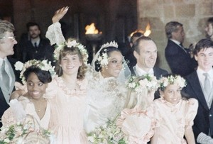 Diana And Arne's 1986 Wedding