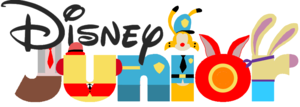 Disney Junior logo (Bonkers)