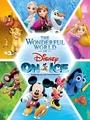 Disney On Ice Tour Poster  - disney photo