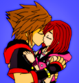 Don t Think Twice Sora x Kairi Kingdom Hearts III