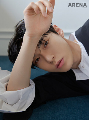 Doyoung ( NCT) Arena Homme Plus Magazine June Issue 18