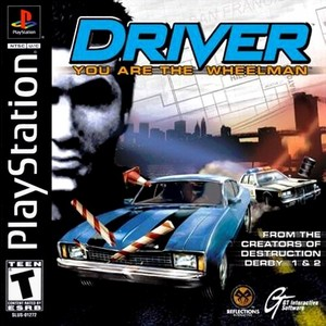 Driver - Ты Are The Wheelman
