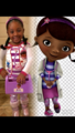 Diva_Doll_Ja'Riyah - doc-mcstuffins photo