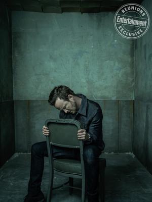 EW 10th Anniversary Portraits ~ Aaron Paul