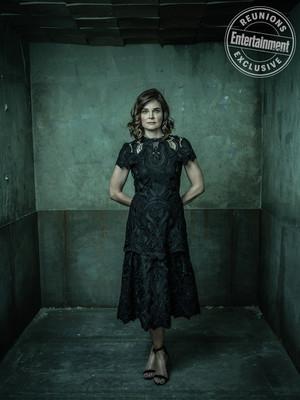 EW 10th Anniversary Portraits ~ Betsy Brandt