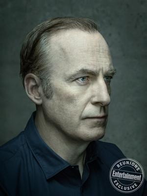 EW 10th Anniversary Portraits ~ Bob Odenkirk