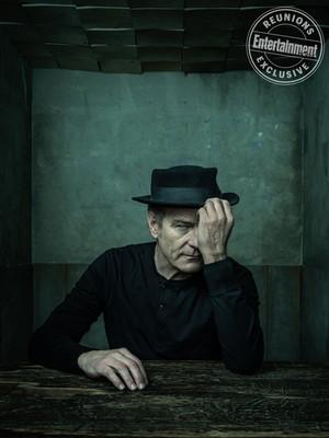 EW 10th Anniversary Portraits ~ Bryan Cranston