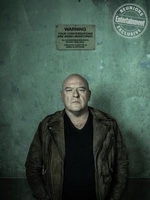 EW 10th Anniversary Portraits ~ Dean Norris