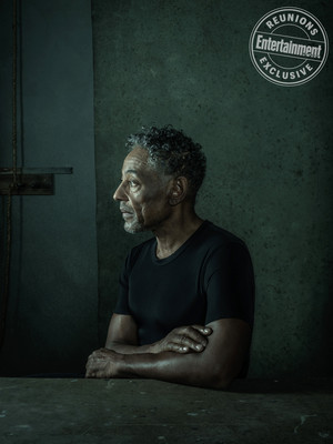 EW 10th Anniversary Portraits ~ Giancarlo Esposito