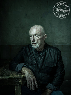 EW 10th Anniversary Portraits ~ Jonathan Banks