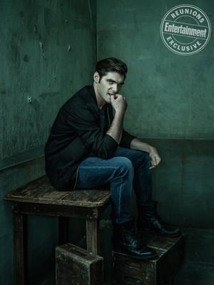 EW 10th Anniversary Portraits ~ RJ Mitte