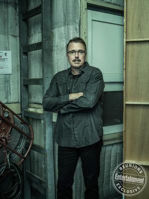 EW 10th Anniversary Portraits ~ Vince Gilligan
